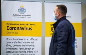 İsveç'teki salgınla ilgili son iş günü verileri paylaşıldı