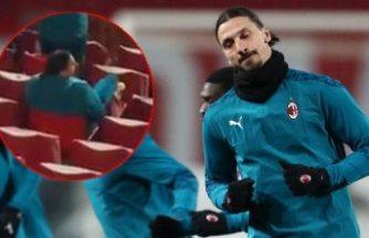 Zlatan İbrahimoviç'e Müslümanlar üzerinden ırkçı saldırı