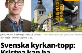İsveçli teolog: Hristiyanlar, Hz. Muhammed'i peygamber olarak kabul edebilir