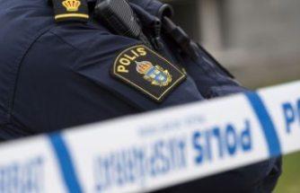 Malmö'deki bir markette patlama