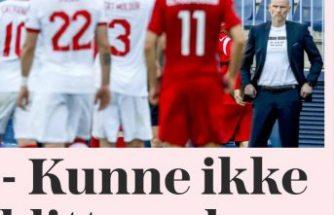 Türkiye'nin galibiyeti sonrası Norveç şokta