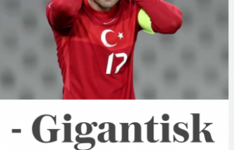 Türkiye'nin Letonya beraberliğine en çok Norveç sevindi