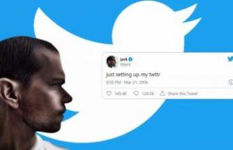 Twitter'daki ilk tweet açık artırmada 2,5 milyon dolara bir Türk tarafından satın alındı