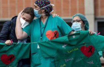 Uluslararası Af Örgütü: 17 bin sağlık çalışanı Covid-19'dan öldü, aşılamada eşitsizlik var
