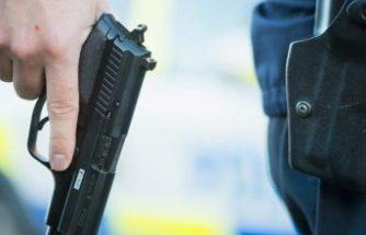 Uppsala'da üç kişi silah suçundan tutuklandı