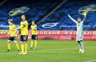 Zlatan oynadı İsveç kazandı