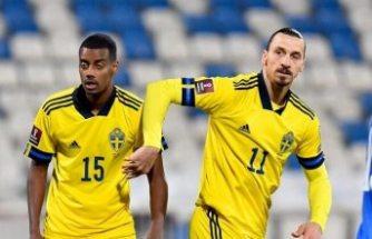 Zlatan'lı İsveç, Muriqi'li Kosova'yı 3 golle geçti!