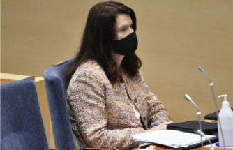 Ann Linde, Orta Asya'daki Türki Cumhuriyetlerini ziyaret edecek