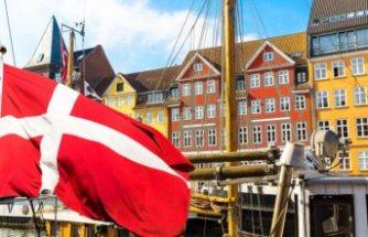 Danimarka'dan normalleşme adımı