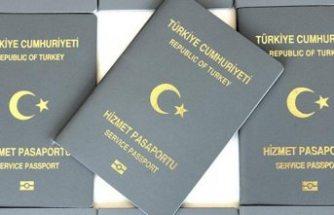 Gri pasaport ile Avrupa'ya adam kaçırma şüphesiyle 19 belediyeye soruşturma