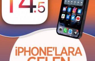 iOS 14.5 güncellemesi yayınlandı: İşte iPhone'lara gelen yenilikler