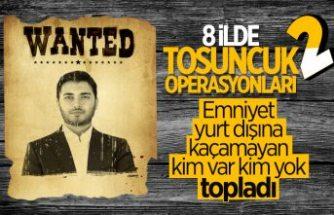 İstanbul merkezli THODEX operasyonu: 78 gözaltı kararı