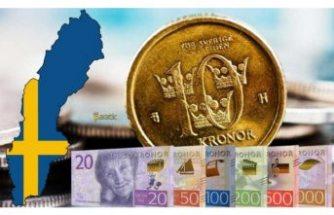 İsveç kronu 1 TL'ye yaklaştı
