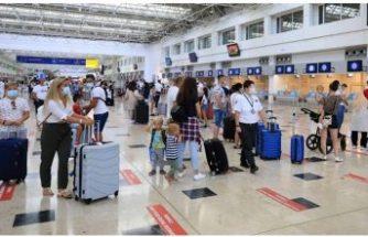 Turistlerin gözdesi Antalya yeni sezona hazır
