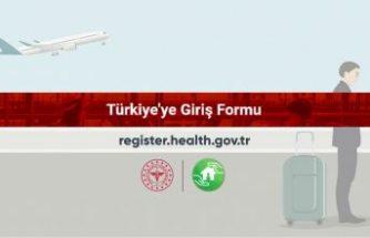 'Türkiye'ye Giriş Formu' internet üzerinden doldurun, havalimanında para ödemeyin!