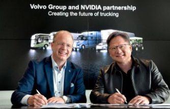 Volvo ve NVIDIA işbirliği derinleşiyor