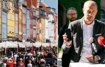 Danimarka'da kısıtlamalar kalkıyor