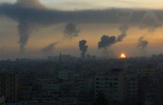 Dünyanın seyretmekle yetindiği İsrail'in Gazze'ye saldırıları sürüyor
