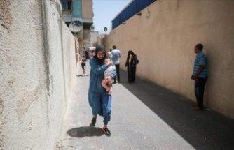 İsrail Gazze'de sivillere ait binayı vurdu, can kaybı 25'e yükseldi