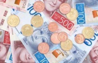 İsveç kronu, Türk Lirası'nı geçti