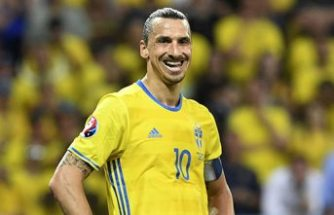 İsveç'e Zlatan Ibrahimovic'ten kötü haber