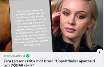 İsveç'in dünyaca ünlü pop yıldızından İsrail'e tepki