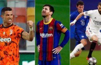UEFA, Real Madrid, Barcelona ve Juventus hakkında soruşturma başlattı
