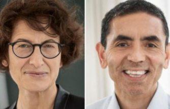BioNTech, kanser aşısı için 2023'ü işaret etti