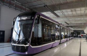 Türk şirketten AB ülkesine tramvay ihracatı