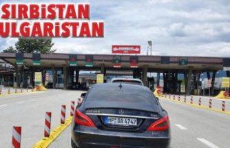 Türk Polisi Sırbistan'da gümrük kapısında görev yapacak