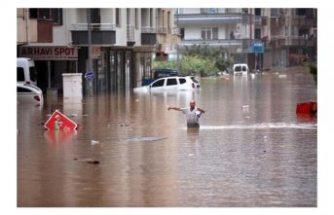 Artvin'deki sel afetinde ağır bilanço