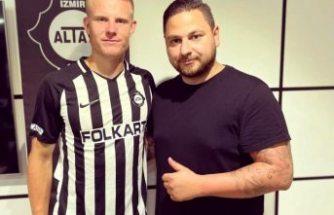 İsveçli futbolcu Türkiye'ye transfer oldu