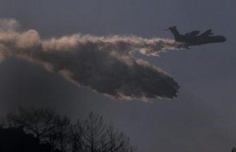 Türkiye'deki orman yangınlarında son durum: 57 yangın kontrol altına alındı