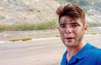 Yangına müdahale eden itfaiyecilere 'gönüllü olarak' su taşırken hayatını kaybetti