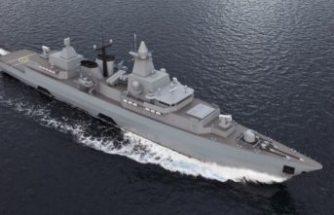 İsveç, Alman donanmasının F123 fırkateynlerini modernize edecek