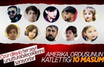 ABD'nin saldırısında 10 kişiyi kaybeden Afgan aile, özür kabul etmiyor