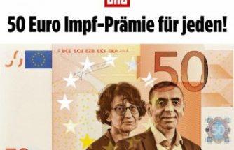 Alman basınından, tam aşılı olanlara 50 euro verilsin çağrısı