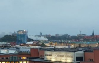 Göteborg'deki patlamada 4 kişi ağır yaralı