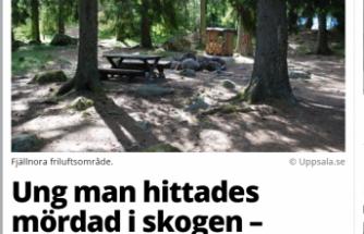 İsveç'te 4 aydır kayıp olan genç ölü bulundu