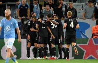 Malmö Juventus karşısında ağır yara aldı