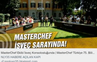 MasterChef Ekibi İsveç Konsolosluğunda