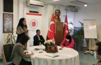 1500 öğrenci Türkçe derslerine katılıyor