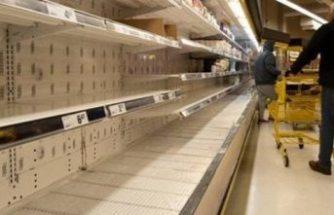 Bu kez Fransa karıştı! Şimdi de gıda krizi başladı