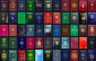 Dünyanın en güçlü ve en etkisiz pasaportları açıklandı! İşte İsveç'in  sıralamadaki yeri