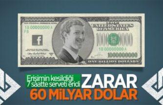 Facebook hisseleri değer kaybetti