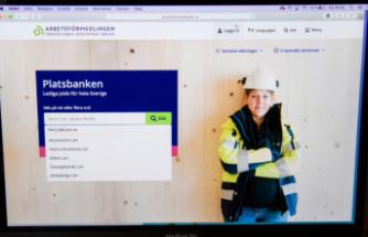 İsveç'te işsizlik düşmeye başladı