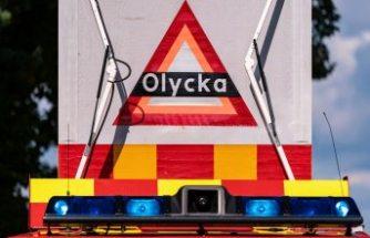 İsveç'te trafik kazası: 4 kişi yaralandı