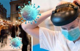 İsveçli uzmanlar: Koronavirüsün delta varyantı bu kış en büyük tehdit