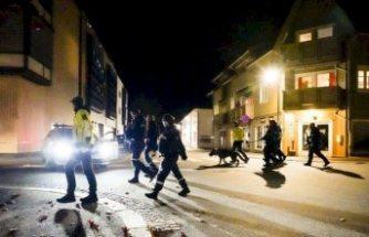 Norveç polisinden oklu saldırıya ilişkin açıklama: Kurbanlar bıçaklanarak öldürüldü!