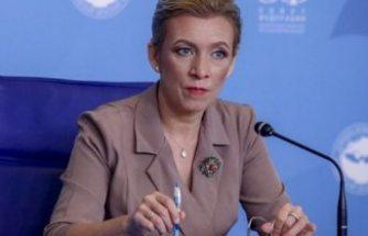 """Rusya'dan İsveç'e sert eleştiri: """"AB ülkemizi suçlamayı bıraksın"""""""